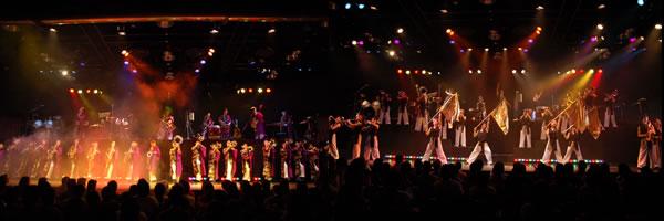 2006年12月「LIVE雅咆2006 冬の陣」
