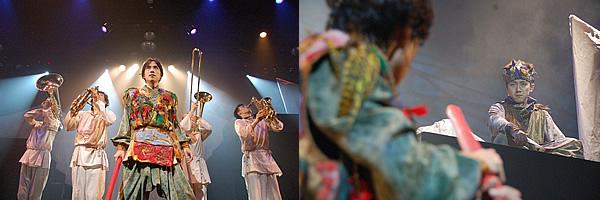 2007年9月 CA SOUND THEATER「桃太郎」