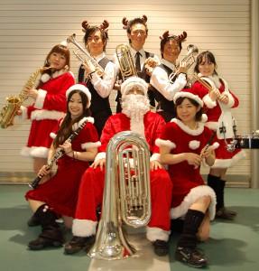 クリスマスイベント出演承ります