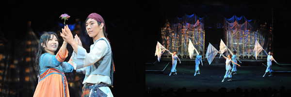 2008年9月 CA SOUND THEATER「SWANLAKE」