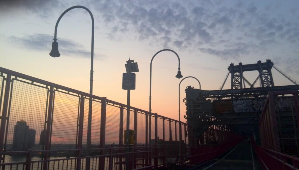 Sunrise @ NYC